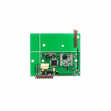 UartBridge Module for integration  with third-party wireless security and smart home systems